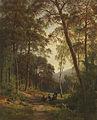 Fritz Ebel Picknick auf der Waldlichtung.jpg
