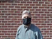 Şarkıcıların maskesi kullanımda