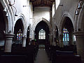Fulbeck St Nicholas - Nave and chancel from the west.jpg