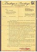 Fur trader Kreuzberger & Kreuzberger, Berlin, 1943, letterhead.jpg
