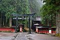 Futarasan-jinja in rain.jpg