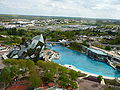 Futuroscope from the tower.JPG