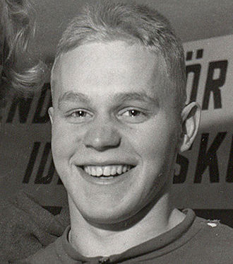 Göran Larsson (swimmer) - Image: Göran Larsson (swimmer) SOK