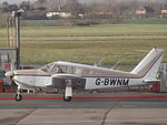 G-BWNM Piper 28 Arrow (23941974265).jpg