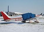 G-CCLJ Piper Cherokee Cruiser PA28-140 (Private Owner) (46917053752).jpg