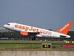 G-EZDV easyJet Airbus A319-111 - cn 3742 taxiing, 25august2013 pic-1.JPG