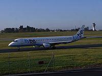 G-FBEJ - E190 - Flybe