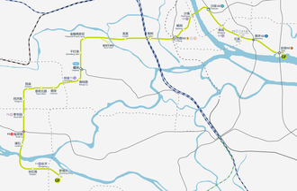 Guangfo Metro - Guangfo Line