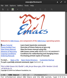 GNU Emacs 26.2 screenshot.png
