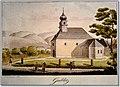 Gablitz - Kapelle, Jahr 1820.JPG