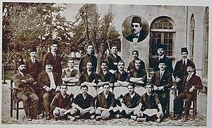 History of Galatasaray S.K. -  Galatasaray S.K. 1914