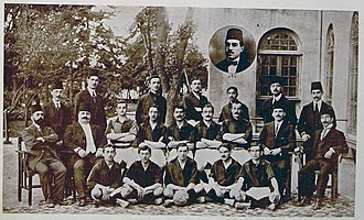 1913–14 Galatasaray S.K. season - Galatasaray SK Football Team 1914