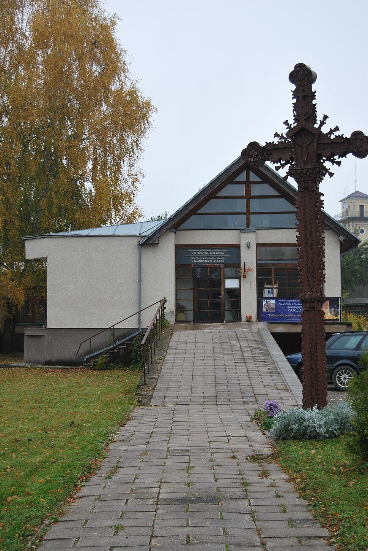 Galeria V. K. Jonynasa 2009