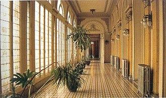 Casa Rosada - Image: Galeria de los vitrales
