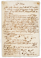 Galileo Galilei (1564 - 1642) - Serenissimo Principe - manuscript with observations of Jupiter and four of its moons, 1610.png