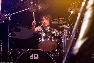 Galneryus - Jun-ichi was Galneryus' drummer from 2003 to 2016.