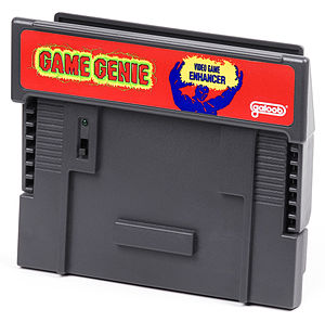 Game Genie - Game Genie for Super NES.