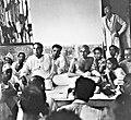 Gandhi Suhrawardy and Mujib.jpg