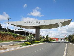 Garanhuns - Portico