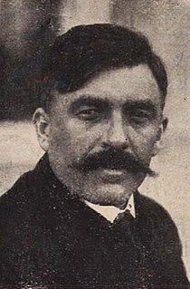 Sándor Garbai Hungarian socialist Prime Minister in 1919