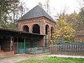 Garden of the Franciscan monastery in Katowice Panewniki 043.JPG