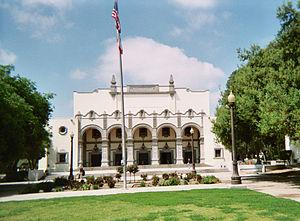 Chaffey High School - Gardiner W. Spring Auditorium