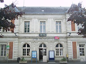 Image illustrative de l'article Gare de Clisson