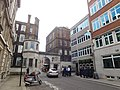 Gateway to Tudor Street, London 1.jpg
