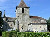 Gavaudun - Eglise Saint-Sardos de Laurenque -1.JPG