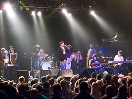 Gayngs, First Avenue, March 2011.jpg