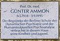 Gedenktafel Große Hamburger Str 36 Günter Ammon.JPG