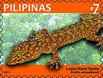 Gekko carusadensis 2011 stamp of the Philippines.jpg