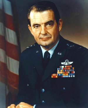 Minot State University - Gen. David C. Jones, former Chairman of the Joint Chiefs of Staff