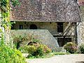 Genainville (95), ancien prieuré, place de l'Église 3.jpg