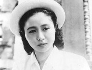 Nobuko Otowa - Nobuko Otowa in Children of Hiroshima (1952)