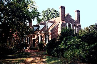 George Washington Birthplace National Monument - Image: Geo Washington birthplace