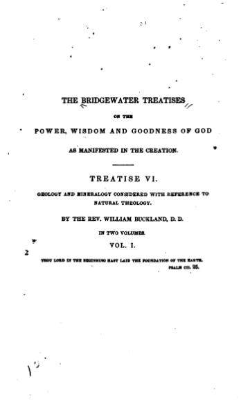 File:Geology and Mineralogy considered with reference to Natural Theology, 1837, volume 1.djvu