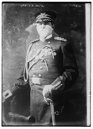 George Augustus Armes - George Augustus Armes in 1917
