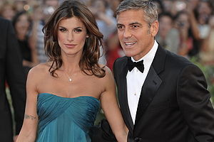 300px George Clooney Elisabetta Canalis 66%C3%A8me Festival de Venise %28Mostra%29 The Viral Power of Social Media