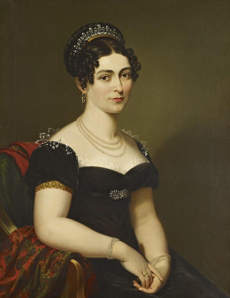 George Dawe (1781-1829) - Victoria, Duchess of Kent (1786-1861) - RCIN 407127 - Royal Collection.jpg