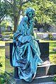 George Sistine Monument, Laurel Hill Cemetery.jpg