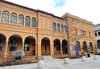 Quadrangle (Springfield, Massachusetts) - Smith Art Museum