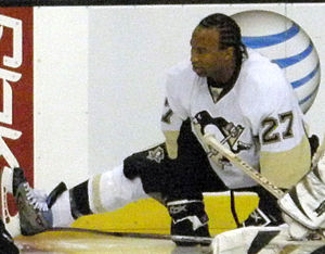 English: Georges Laraque