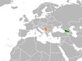 Georgia Serbia Locator.png