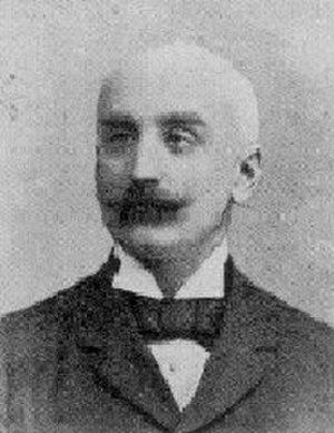 Giacomo De Martino (governor) - Image: Giacomo De Martino (1849 1921)