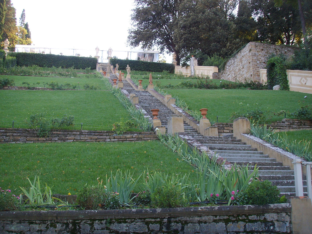 Giardino bardini wikipedia - Terrazzamenti giardino ...