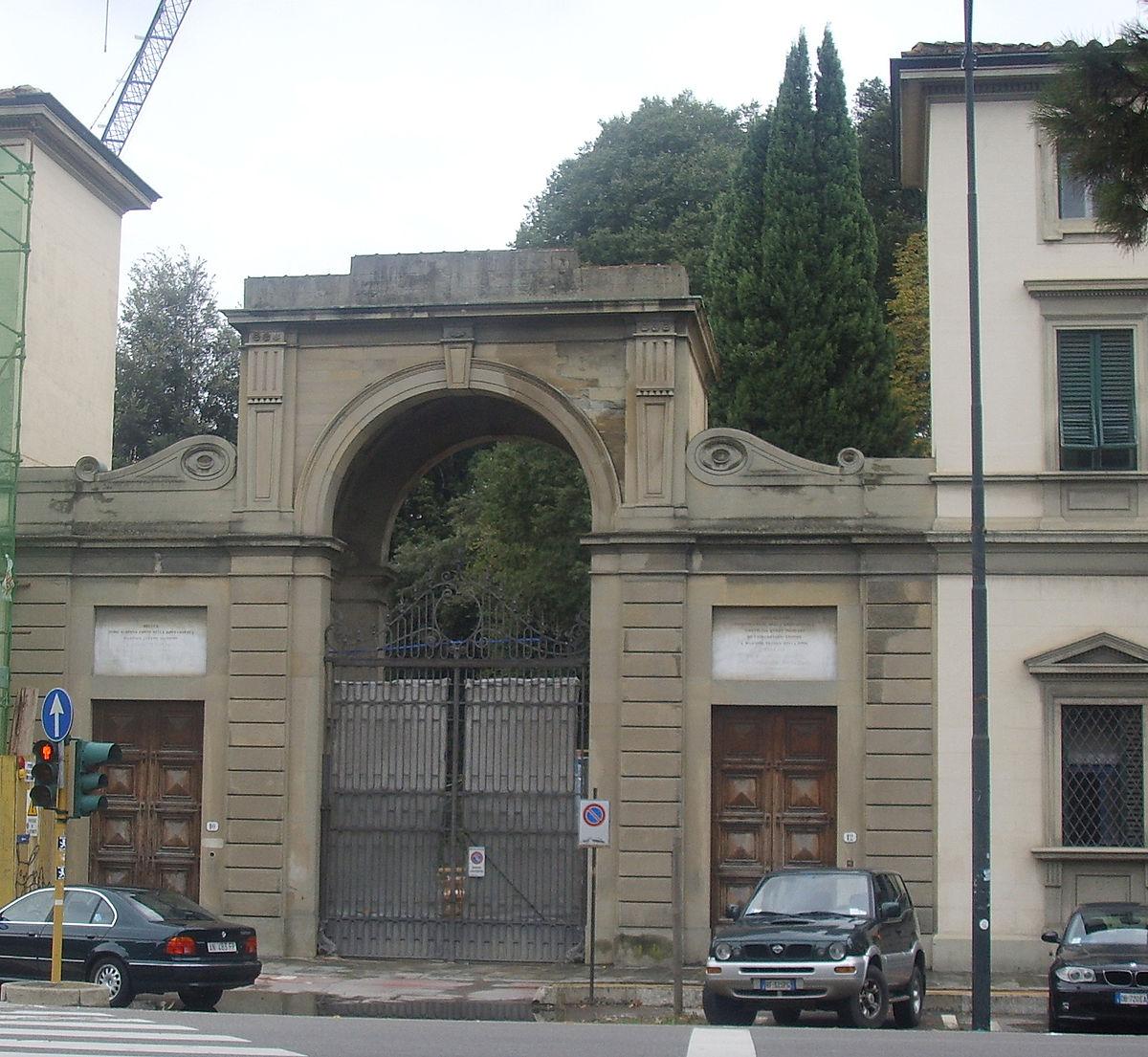 Giardino Della Gherardesca Wikip Dia A Enciclop Dia Livre