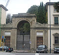 Giardino della Gherardesca, entrata.JPG