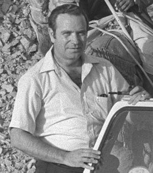 Gideon Patt - Image: Gideon Patt 1980 crop