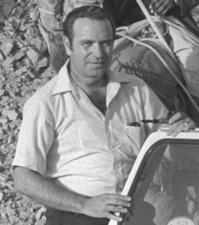 Gideon Patt 1980 crop